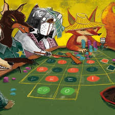 fox and dogs gambling