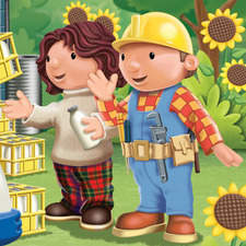 Bob the Builder - Front cover