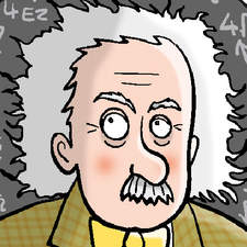 famous scientists for Horrible Science Annual