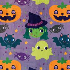 Fun halloween pattern