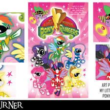 My Little Morphin Pony Rangers