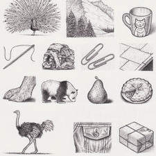 Dictionary illustrations