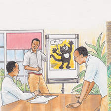 caribbean educational book