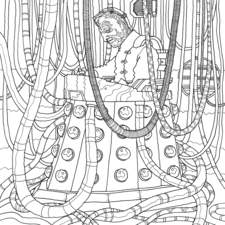 Dr Who Davros Copy