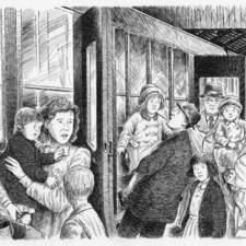 illustration for BBC Assembly radio programme