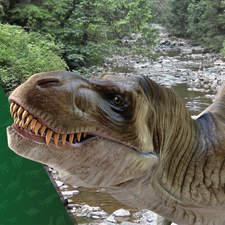 Dino Sample Illustration
