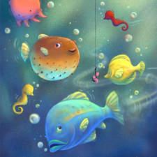 Fish Colour