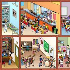 School Color Copy   Baja