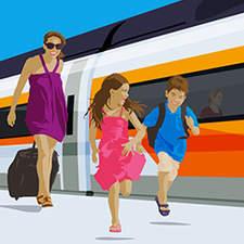 New Trains 1600