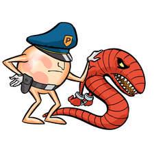 Policajac Leukocit