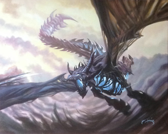 'Sindragosa' original for sale
