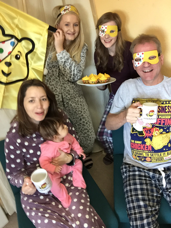 Bees in Pyjamas for Children in Need