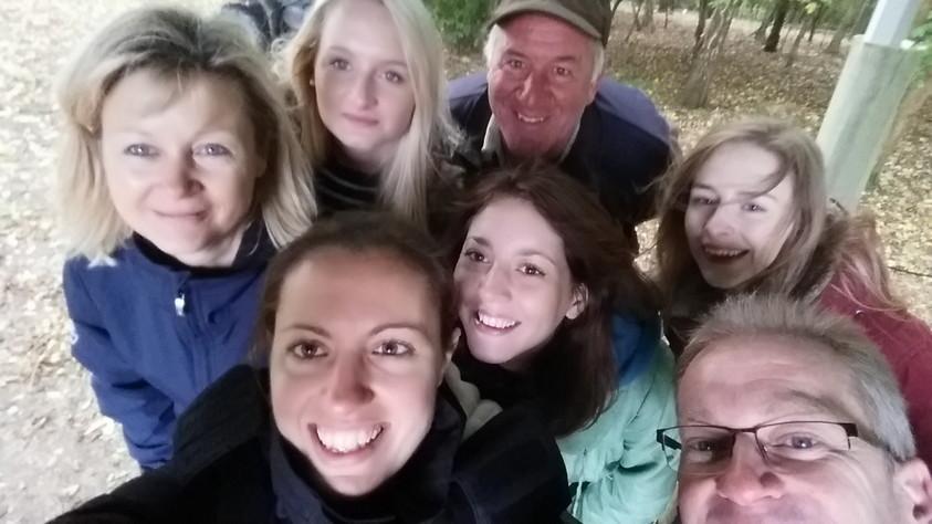 Beehive Team Clay Pigeon Shooting
